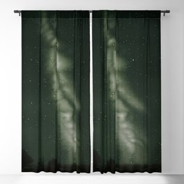 Part of the milky way from the Trouvelotastronomical drawings (1881-1882) by (1827-1895) Blackout Curtain