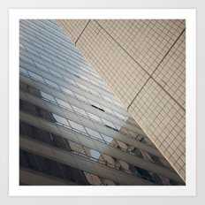 Reflections 1 Art Print