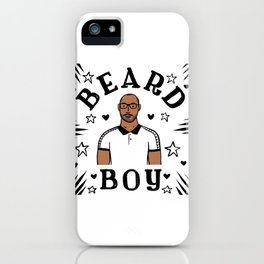 Beard Boy: Jerome 2 iPhone Case