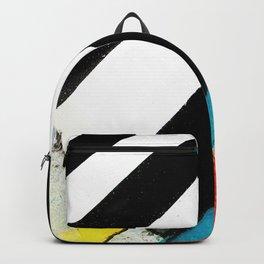 Urban Street Art Painting Backpack