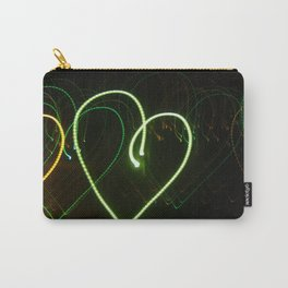 Love in Lights Carry-All Pouch