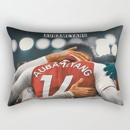 Aubameyang Rectangular Pillow