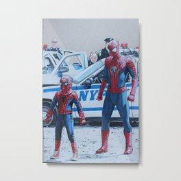 The Amazing Spider-Man 2 Metal Print