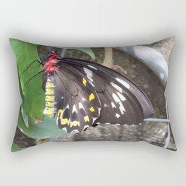 Cairns Bird wing Butterfly  Rectangular Pillow