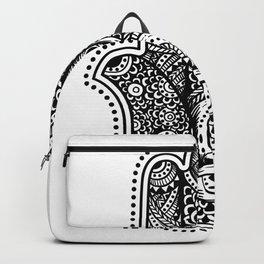 Hamsa - Hand of Fatima Backpack