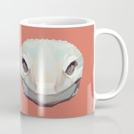 Low poly gecko Coffee Mug