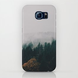 Forest Fog iPhone Case