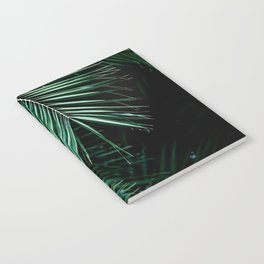 Palm Leaves 9 Notebook