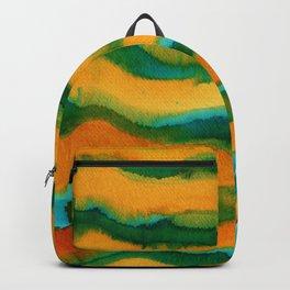 Beach blooms Backpack