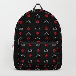 Black Apples Backpack