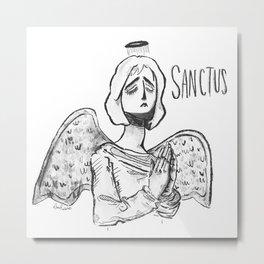 angel statue Metal Print