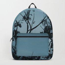 Tree Top-Blue Backpack
