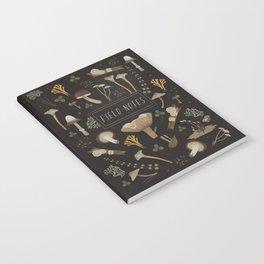 Northern forest (black) Notebook