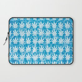 Poolside in White Laptop Sleeve
