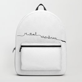 Mutual Weirdness Backpack