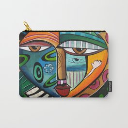 What do you see? Carry-All Pouch