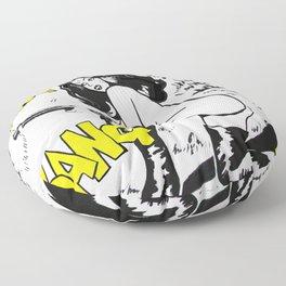 Bang Bang Bastards Floor Pillow