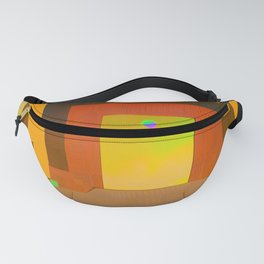 Photosynthetic Habitacle Fanny Pack