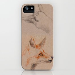 my wolf iPhone Case