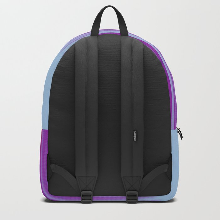 Blue Strings Backpack