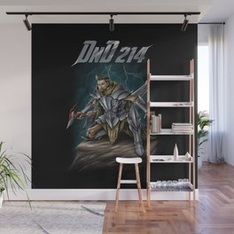DND-214 Rouge Wall Mural
