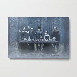 The Autumn People: By Invitation Only Metal Print
