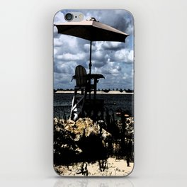 Look Out iPhone Skin