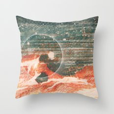 our next home Throw Pillow
