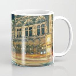 Vienna Opera House II (Wiener Staatsoper). Vienna, Austria. Coffee Mug