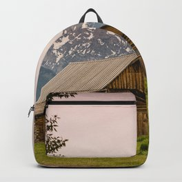 Grand Teton National Park Adventure Barn - Landscape Photography Backpack