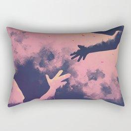 Battle for Hope Rectangular Pillow