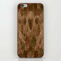 camouflage iPhone & iPod Skins featuring Camouflage... by Cherie DeBevoise