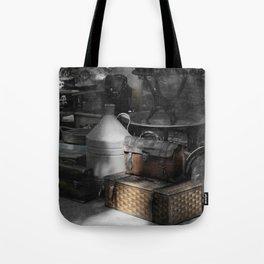 flea market Lisbon Tote Bag