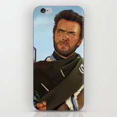 For a fistful of dollars iPhone & iPod Skin