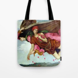 "Evelyn De Morgan ""Night and sleep"" Tote Bag"