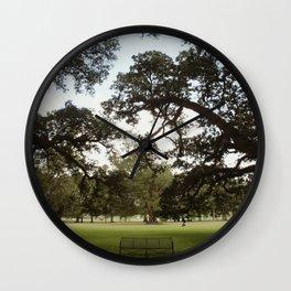 Oak Alley Plantation, Louisiana  Wall Clock
