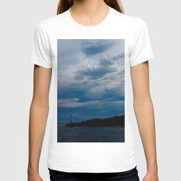 Lighthouse Storm T-shirt