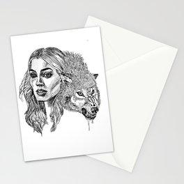 Angua von Überwald Stationery Cards
