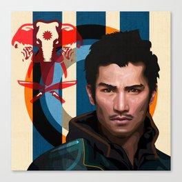 Far Cry 4 - Ajay Ghale Canvas Print