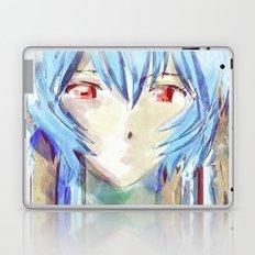 Rei Ayanami from Evangelion Digital Mixed Media Laptop & iPad Skin
