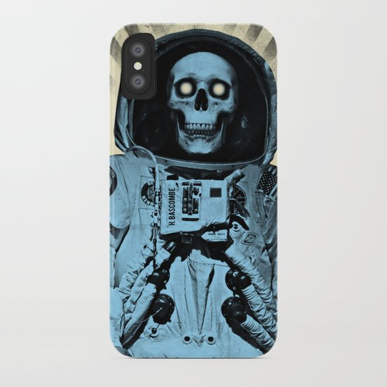 Punk Space Kook iPhone Case