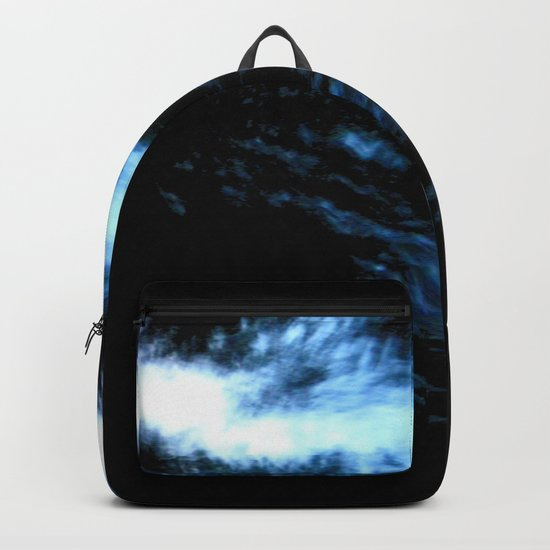 abstract horns Backpack