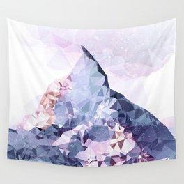 The Crystal Peak Wall Tapestry
