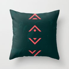 OVR-D Throw Pillow