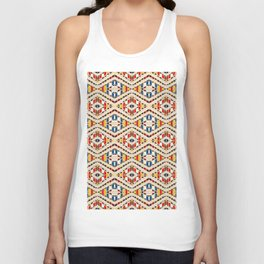 hidden architect Unisex Tank Top