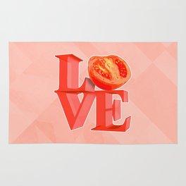 I LOVE TOMATO !!! Rug