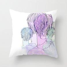 Mannie Throw Pillow