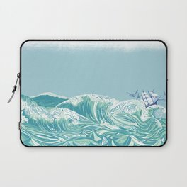 Sea Fever Laptop Sleeve