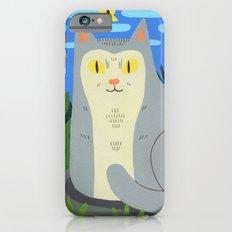 Peaceful Cat iPhone 6s Slim Case