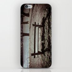 A Place For Thought iPhone & iPod Skin
